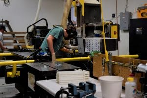 Using CNC Machinery on the Shop Floor