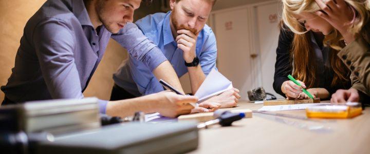 Designers building custom manufacturing solutions.